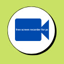 free screen recorder for pc  插件