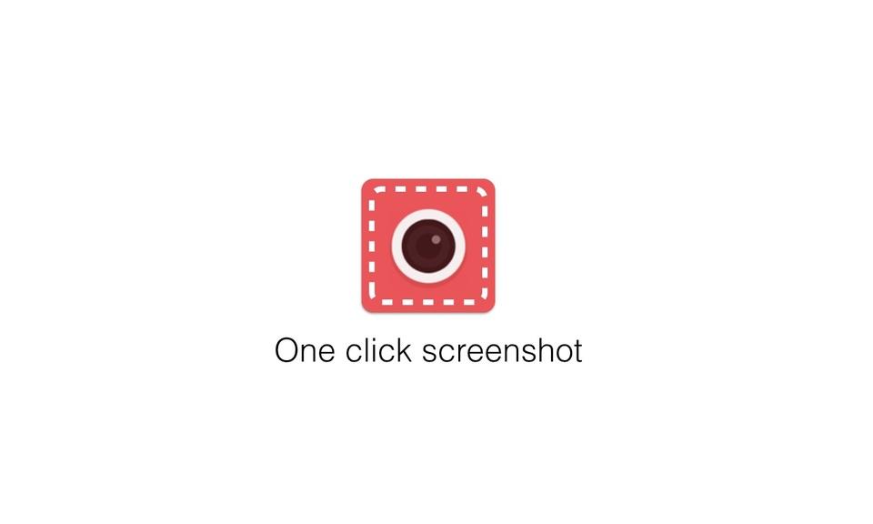 One Click Screenshot