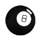 Magic 8 Ball 插件