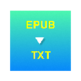 EPUB to TXT Converter 插件