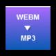 WEBM to MP3 Converter 插件