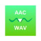AAC to WAV Converter 插件