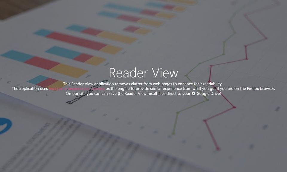 Reader View