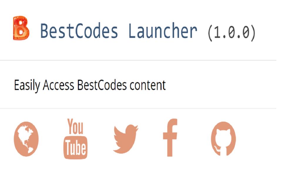 BestCodes Launcher