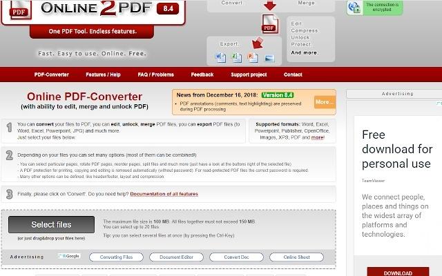 PDF Converter: PDF to Word