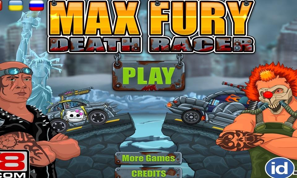 Max Fury: Death Racer