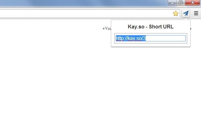 Kay.so URL Shortener