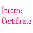 Income Certificate Form pdf Download 2021 插件