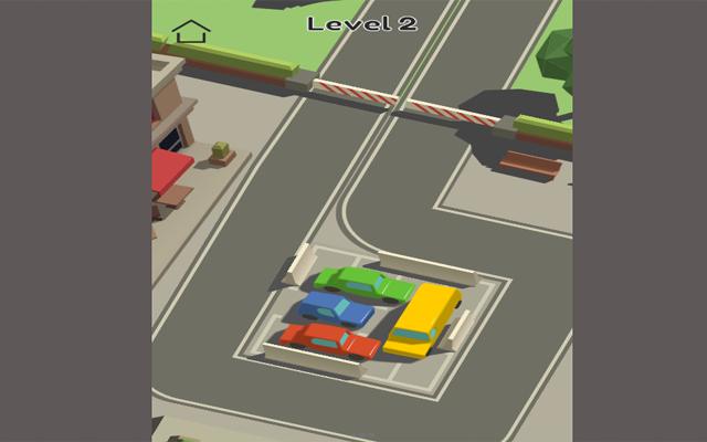 Parking Jam Game