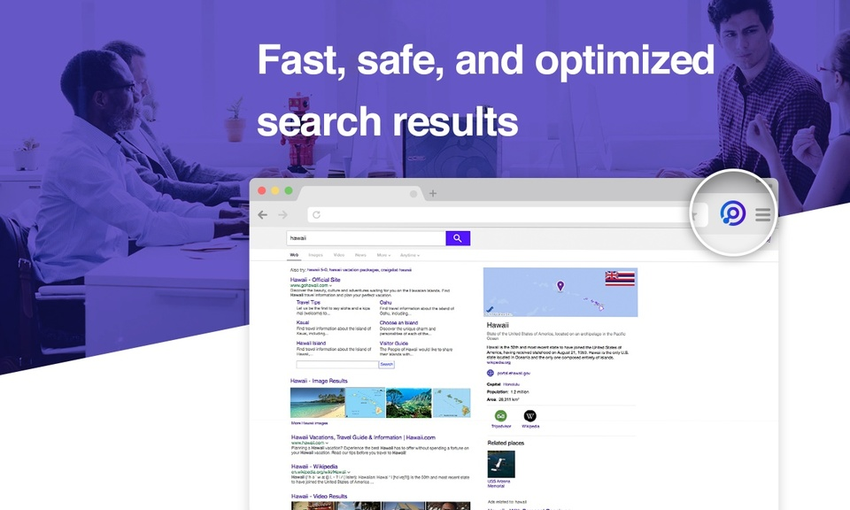 Power Search for Chrome