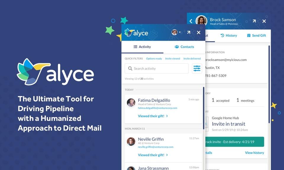 Alyce for Chrome