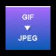 GIF to JPEG Converter 插件