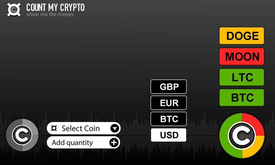 Count My Crypto