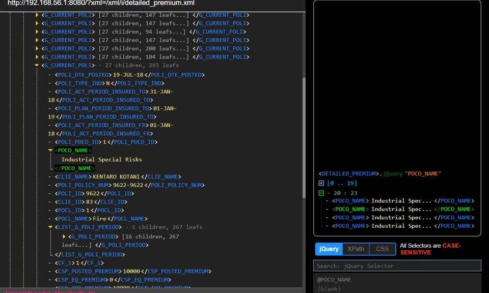 XML Plus