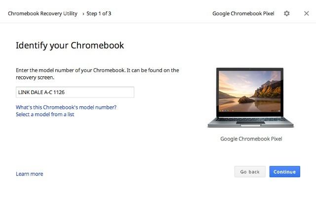 Chromebook Recovery Utility-Chromebook 备份插件
