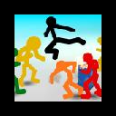 Stickman Street Fighting 3D Game