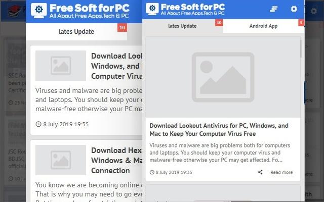 Freesoftforpc - Latest Blog Update