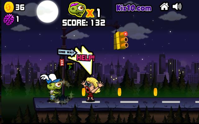 Zombie Tsunami Online Game