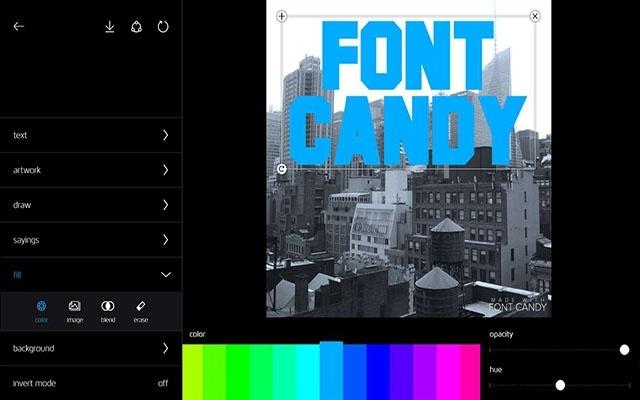 Font Candy