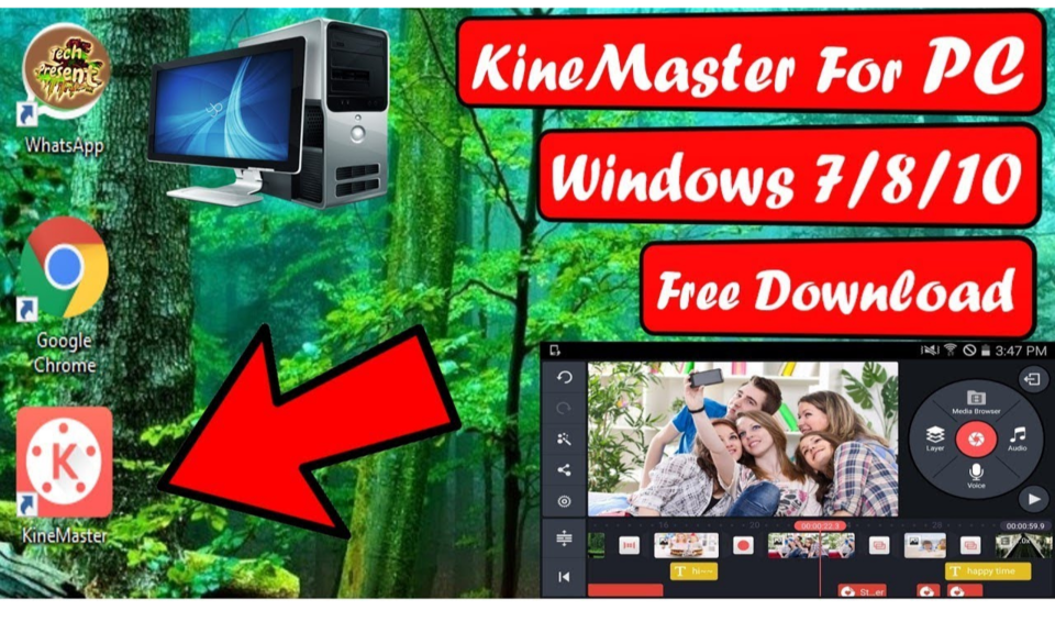 Kinemaster PC
