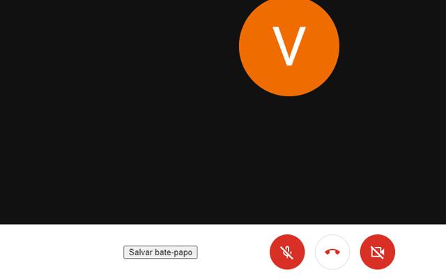 MeetChatSave: Salvar chat do Google Meet
