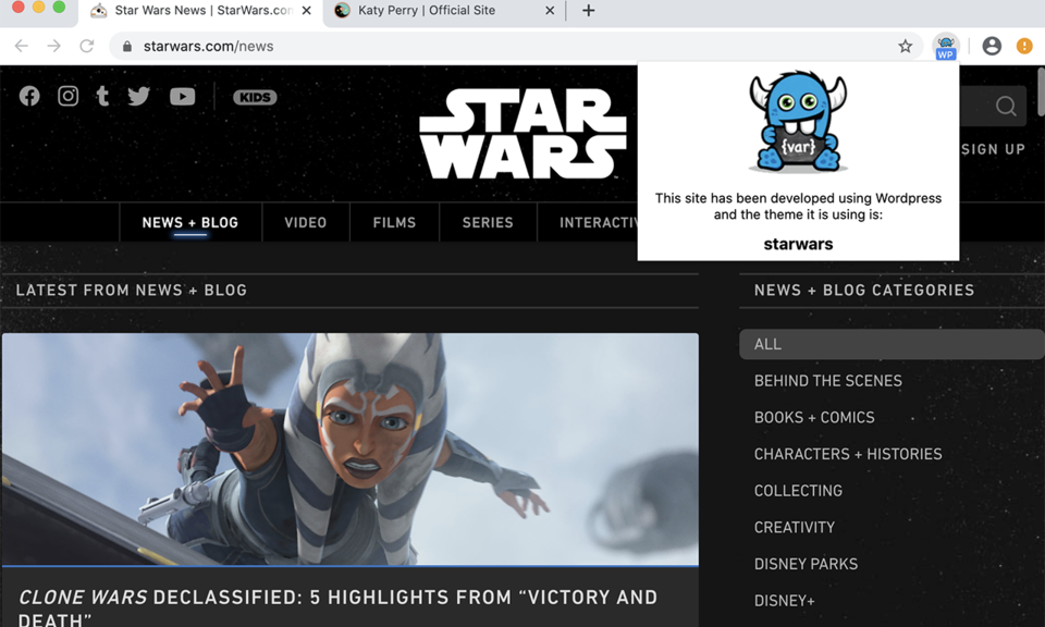 Wordpress Theme Checker by SnippetsBoard
