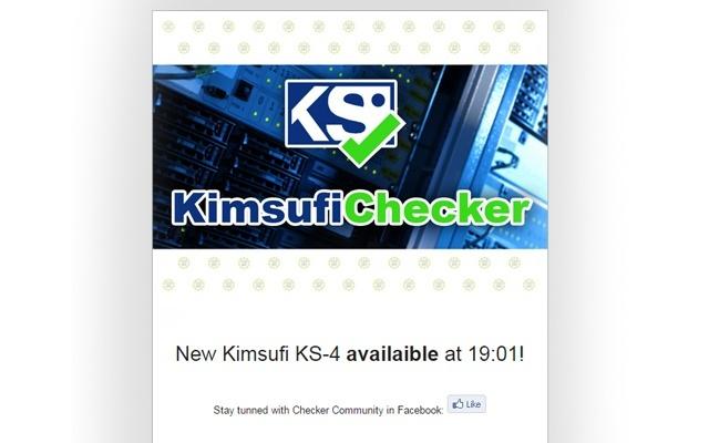 Kimsufi Checker