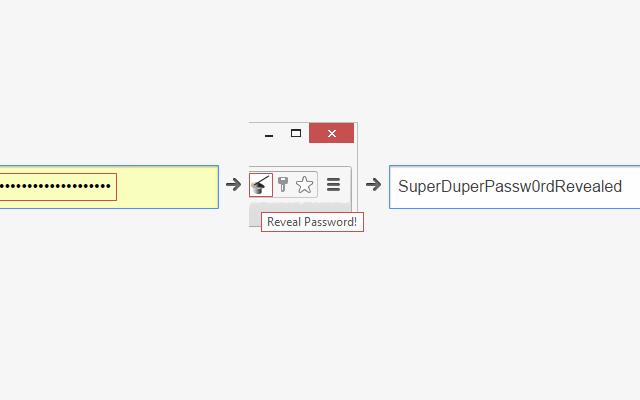 Password Revealer - 密码显示器