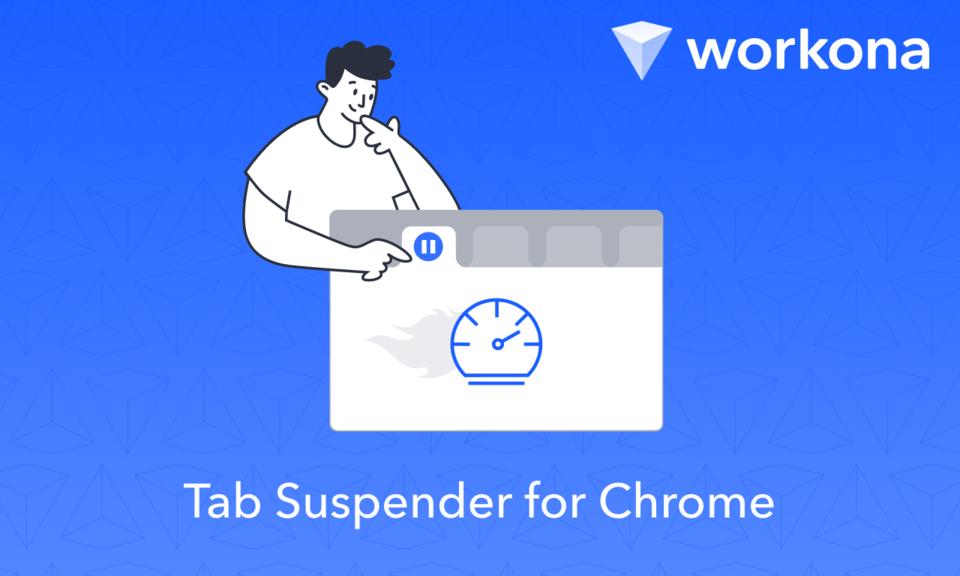 Workona Tab Suspender