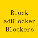 Block AdBlocker Blockers 插件