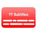 Youtube Subtitle 插件