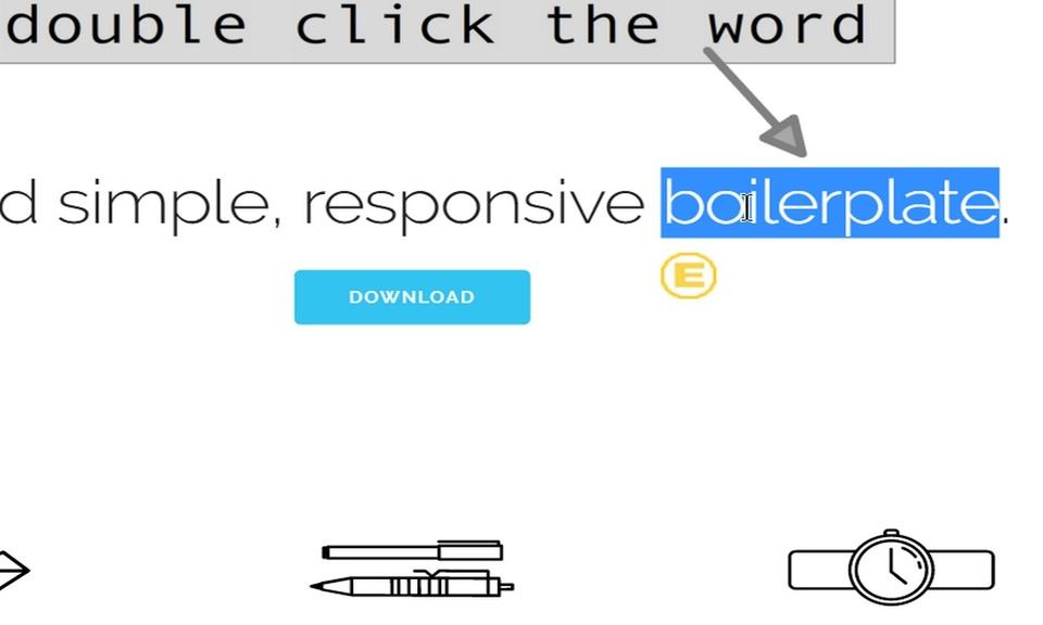 etymon one-click search