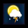 当地天气预报