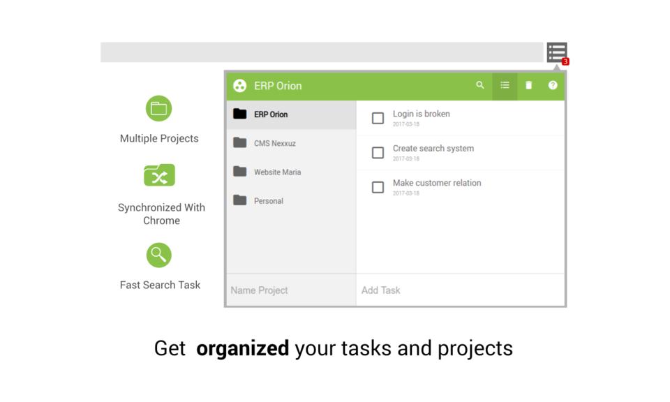 Simple Project Tasks