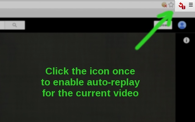Video Looper for Youtube/Dailymotion/others
