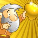 لعبة جمع الذهب على الانترنت