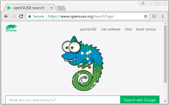 openSUSE User Agent