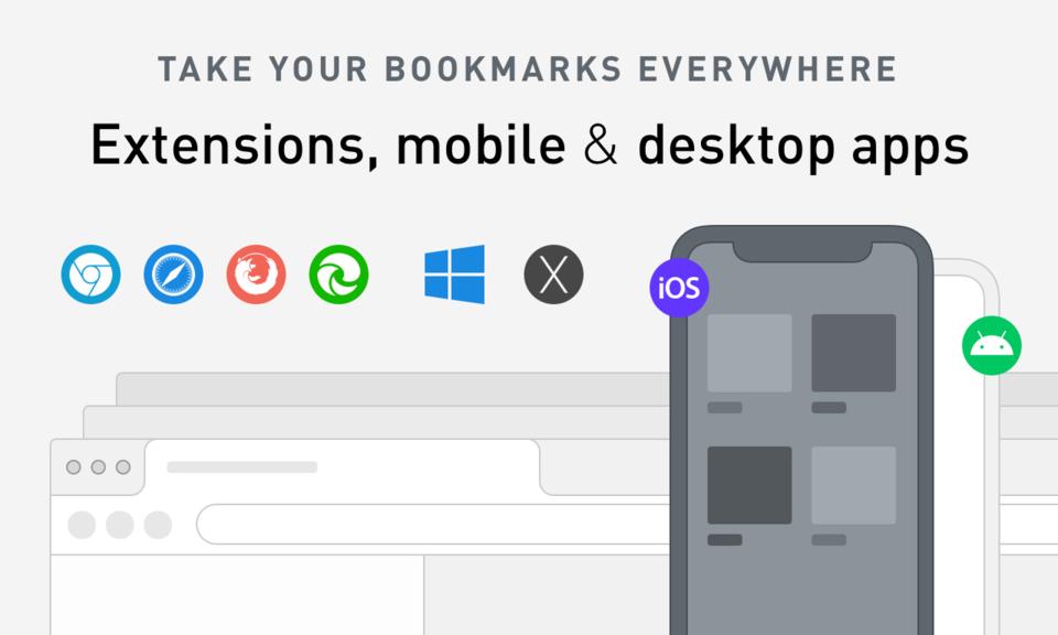 "Raindrop.io: ""Save Button"" for Web"