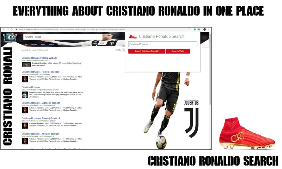 Cristiano Ronaldo Search
