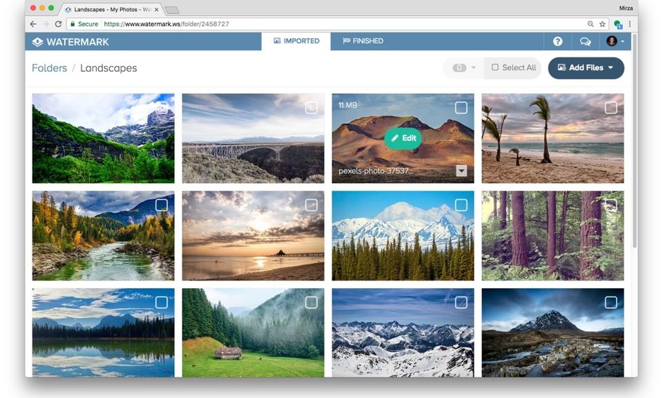 Watermark.ws: Batch Watermark Photos & Videos