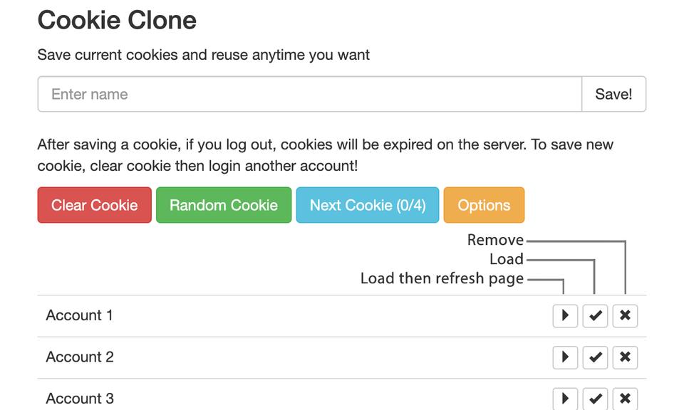Cookie Clone