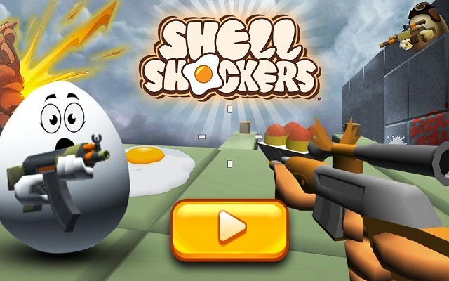 Shell Shockers Unblocked