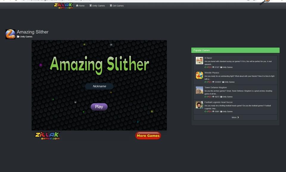 Amazing Slither