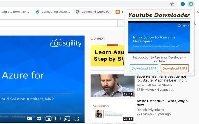 Youtube downloader y2mate & keepvid