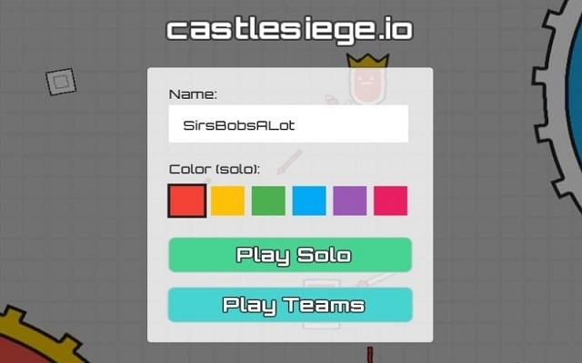 Castlesiege IO Game