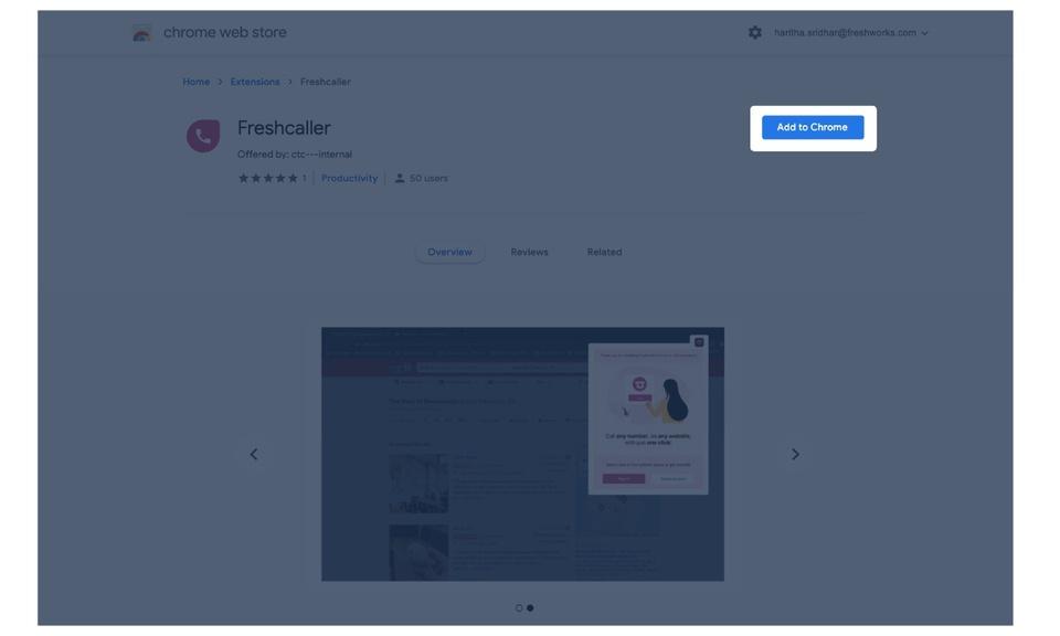 Freshcaller - Click to Call