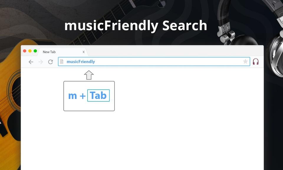 musicFriendly Search