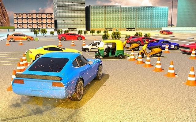 Parking Fury 3 Unblocked Game