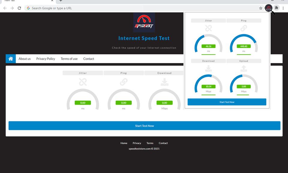 Fast Internet Speed Test
