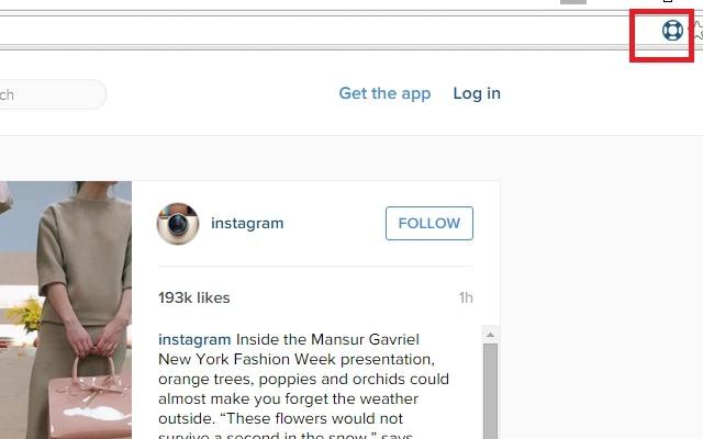 Harpoon for Instagram